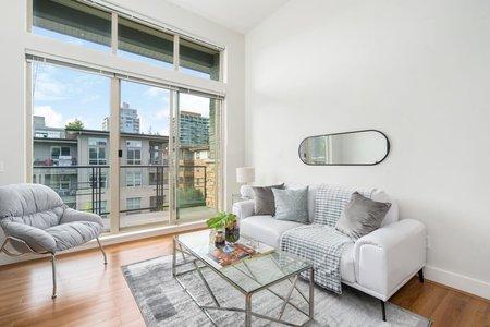 R2603715 - 413 3478 WESBROOK MALL, University VW, Vancouver, BC - Apartment Unit