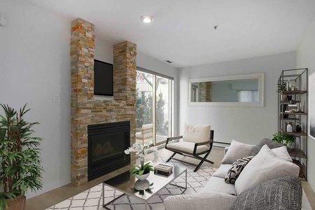 R2603716 - 102 1820 W 3RD AVENUE, Kitsilano, Vancouver, BC - Apartment Unit