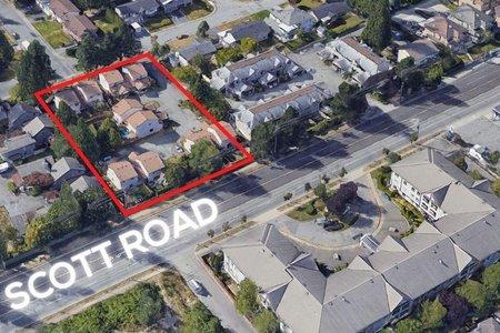 R2603811 - 7744 119A STREET, Scottsdale, Delta, BC - Townhouse