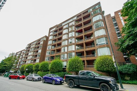 R2603899 - 601 1333 HORNBY STREET, Downtown VW, Vancouver, BC - Apartment Unit