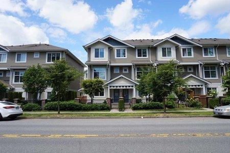R2603947 - 29 16355 82 AVENUE, Fleetwood Tynehead, Surrey, BC - Townhouse