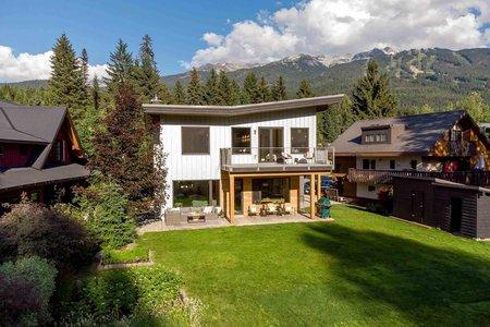 R2604221 - 7249 S FITZSIMMONS ROAD, White Gold, Whistler, BC - House/Single Family