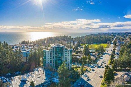 R2604497 - 1102 14824 NORTH BLUFF ROAD, White Rock, White Rock, BC - Apartment Unit