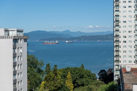 R2605106 - 1101 1251 CARDERO STREET, West End VW, Vancouver, BC - Apartment Unit