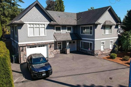R2606176 - 9142 WRIGHT STREET, Fort Langley, Langley, BC - House/Single Family