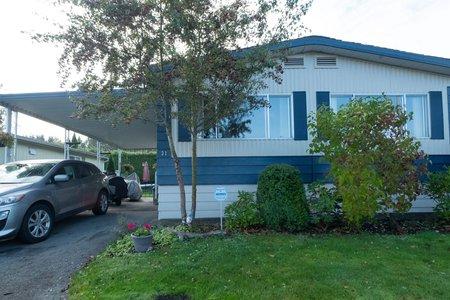 R2606178 - 31 8254 134 STREET, West Newton, Surrey, BC - Manufactured