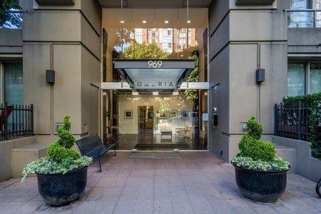 R2607072 - 707 969 RICHARDS STREET, Downtown VW, Vancouver, BC - Apartment Unit