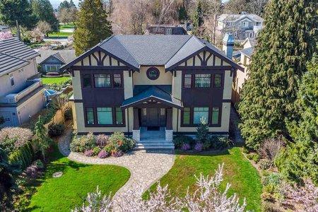 R2607125 - 6869 BEECHWOOD STREET, S.W. Marine, Vancouver, BC - House/Single Family
