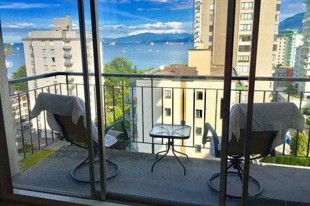R2607464 - 1102 1251 CARDERO STREET, West End VW, Vancouver, BC - Apartment Unit