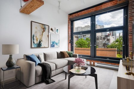 R2608503 - 302 53 W HASTINGS STREET, Downtown VW, Vancouver, BC - Apartment Unit