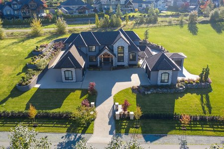 R2609700 - 19932 3B AVENUE, Campbell Valley, Langley, BC - House with Acreage