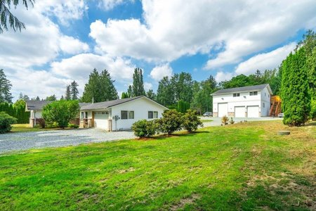 R2610091 - 23095 75 AVENUE, Fort Langley, Langley, BC - House with Acreage