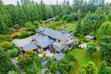 R2610636 - 24375 80 AVENUE, County Line Glen Valley, Langley, BC - House with Acreage