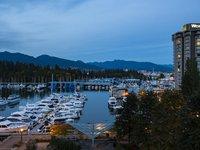 Photo of 702 1717 BAYSHORE DRIVE, Vancouver