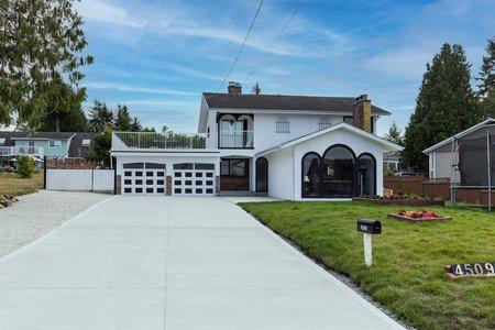 R2611288 - 4509 SOUTHRIDGE CRESCENT, Murrayville, Langley, BC - House/Single Family