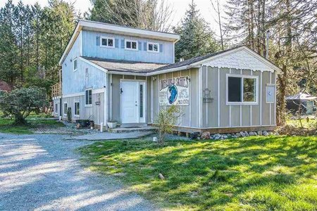 R2611410 - 25648 DEWDNEY TRUNK ROAD, Websters Corners, Maple Ridge, BC - House with Acreage