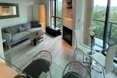 R2613332 - 503 501 PACIFIC STREET, Downtown VW, Vancouver, BC - Apartment Unit