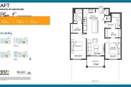 R2613584 - A616 6950 NICHOLSON ROAD, Sunshine Hills Woods, Delta, BC - Apartment Unit