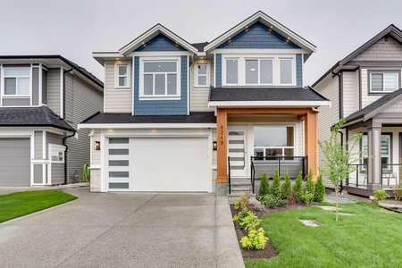 R2613911 - 8349 209B STREET, Willoughby Heights, Langley, BC - House/Single Family