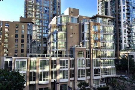 R2614548 - 501 910 BEACH AVENUE, Yaletown, Vancouver, BC - Apartment Unit