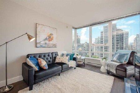 R2614966 - 2509 928 BEATTY STREET, Yaletown, Vancouver, BC - Apartment Unit