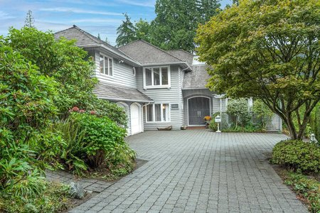 R2615012 - 4941 WATER LANE, Olde Caulfeild, West Vancouver, BC - House/Single Family
