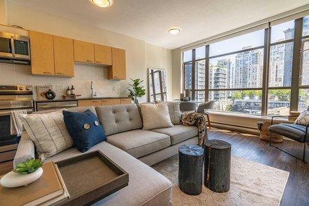 R2615034 - 207 1249 GRANVILLE STREET, Downtown VW, Vancouver, BC - Apartment Unit