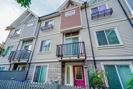 R2615306 - 9 14338 103 AVENUE, Whalley, Surrey, BC - Townhouse