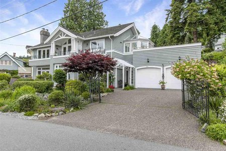 R2615801 - 3311 RADCLIFFE AVENUE, West Bay, West Vancouver, BC - House/Single Family