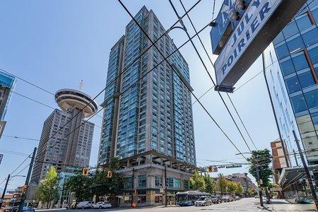 R2615883 - 1701 438 SEYMOUR STREET, Downtown VW, Vancouver, BC - Apartment Unit