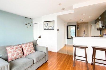 R2616135 - 3001 928 BEATTY STREET, Yaletown, Vancouver, BC - Apartment Unit