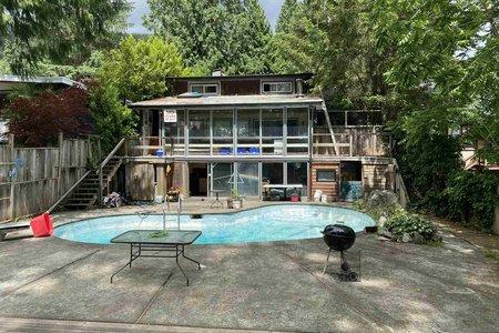 R2616442 - 1249 DORAN ROAD, Lynn Valley, North Vancouver, BC - House/Single Family