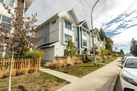 R2616635 - 6 20451 84 AVENUE, Willoughby Heights, Langley, BC - Townhouse