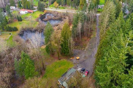 R2616830 - 26610 60 AVENUE, County Line Glen Valley, Langley, BC - House with Acreage