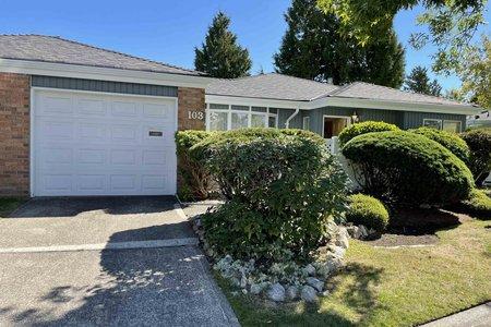R2617519 - 103 14271 18A AVENUE, Sunnyside Park Surrey, Surrey, BC - Townhouse