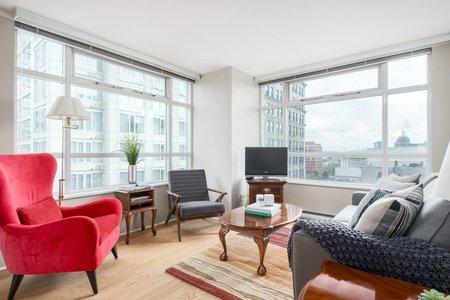 R2617636 - 907 438 SEYMOUR STREET, Downtown VW, Vancouver, BC - Apartment Unit