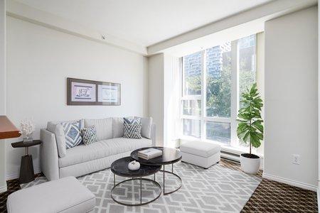 R2617665 - 208 910 BEACH AVENUE, Yaletown, Vancouver, BC - Apartment Unit