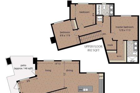 R2617991 - 102 11077 RAVINE ROAD, Whalley, Surrey, BC - Apartment Unit