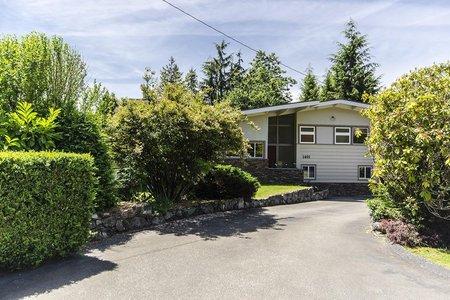R2618260 - 1401 GREENBRIAR WAY, Edgemont, North Vancouver, BC - House/Single Family