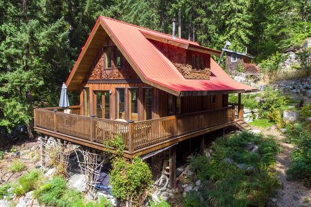 R2618527 - Lot 90 6500 IN-SHUCK-CH FOREST SERVICE ROAD, Lillooet Lake, Pemberton, BC - House/Single Family