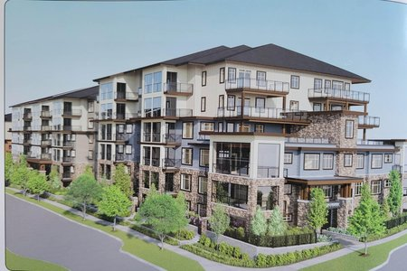 R2618662 - D410 8561 203A STREET, Willoughby Heights, Langley, BC - Apartment Unit