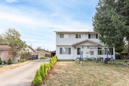 R2618837 - 11036 140A STREET, Bolivar Heights, Surrey, BC - 1/2 Duplex