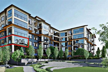 R2618887 - 306 20325 85 AVENUE, Willoughby Heights, Langley, BC - Apartment Unit