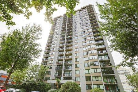 R2619270 - 1902 1330 HARWOOD STREET, West End VW, Vancouver, BC - Apartment Unit