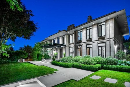 R2619579 - 1318 MINTO CRESCENT, Shaughnessy, Vancouver, BC - House/Single Family