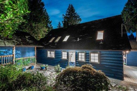 R2619759 - 4726 MARINE DRIVE, Olde Caulfeild, West Vancouver, BC - House/Single Family