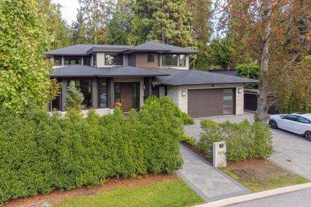 R2621492 - 3850 HILLCREST AVENUE, Edgemont, North Vancouver, BC - House/Single Family