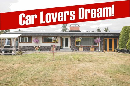 R2621825 - 23389 DEWDNEY TRUNK ROAD, East Central, Maple Ridge, BC - House/Single Family