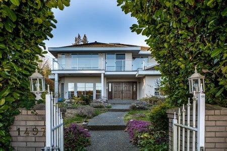 R2626066 - 1497 PALMERSTON AVENUE, Ambleside, West Vancouver, BC - House/Single Family