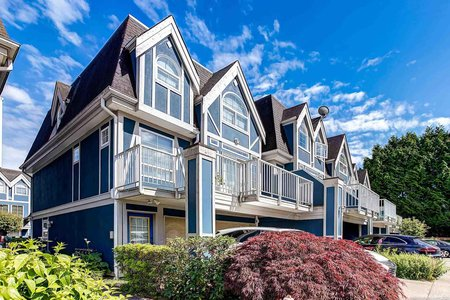 R2626408 - 65 11571 THORPE ROAD, East Cambie, Richmond, BC - Townhouse